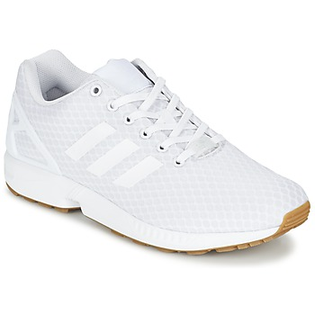 Sko Herre Lave sneakers adidas Originals ZX FLUX Hvid