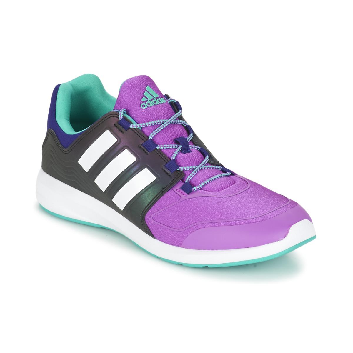 Se Sneakers til børn adidas  S-FLEX K ved Spartoo