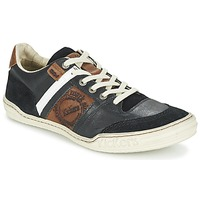 Sko Herre Lave sneakers Kickers JEXPLORE Sort