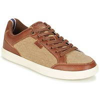 Sko Herre Lave sneakers Kickers AART HEMP Brun / BEIGE