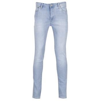 textil Herre Smalle jeans Jack & Jones LIAM JEANS INTELLIGENCE Blå / LYS