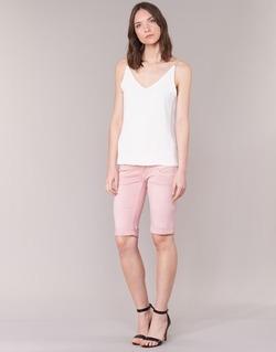 textil Dame Shorts Freeman T.Porter BELIXA NEW MAGIC COLOR Pink
