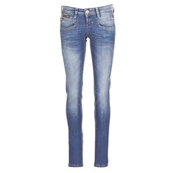 textil Dame Smalle jeans Freeman T.Porter ALEXA SLIM SDM Blå / MEDIUM