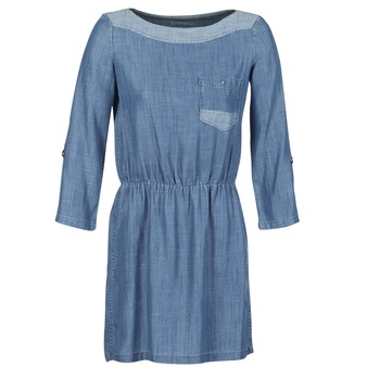 textil Dame Korte kjoler Esprit CHAVIOTA Blå / MEDIUM