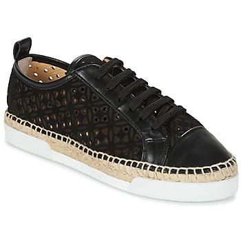 Sko Dame Lave sneakers Sonia Rykiel 622348 Sort