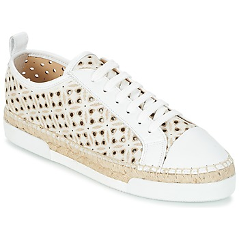 Sko Dame Lave sneakers Sonia Rykiel 622348 Hvid