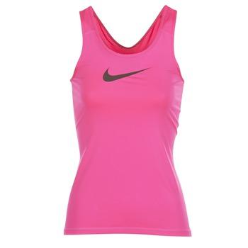 textil Dame Toppe / T-shirts uden ærmer Nike NIKE PRO COOL TANK Pink