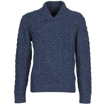 textil Herre Pullovere Otto Kern AFANASY Marineblå