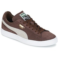 Lave sneakers Puma SUEDE.BROWN/SESAME