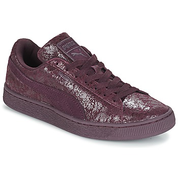 Lave sneakers Puma WNS SUEDE C REMAST.WINE