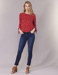 textil Dame Smalle jeans Only ULTIMATE Blå / Mørk