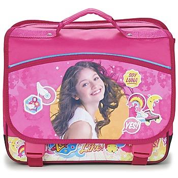 Tasker Pige Skoletasker Disney SOY LUNA CARTABLE 38CM Pink