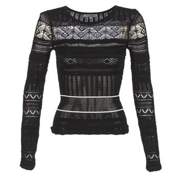 textil Dame Pullovere Morgan MARAI Sort