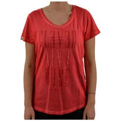textil Dame T-shirts m. korte ærmer Puma  Pink