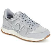 Sko Dame Lave sneakers Nike INTERNATIONALIST W Grå