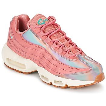 Sko Dame Lave sneakers Nike AIR MAX 95 SE W Pink