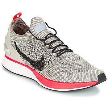 Sko Dame Lave sneakers Nike AIR ZOOM MARIAH FLYKNIT RACER PREMIUM W Grå / Pink