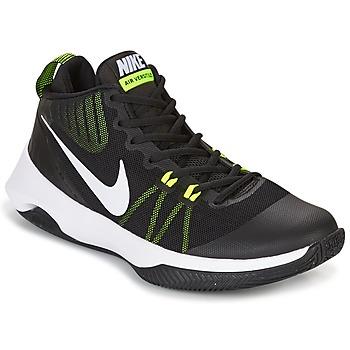 Sko Herre Basketstøvler Nike AIR VERSITILE Sort / Hvid