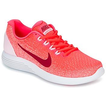 Sko Dame Løbesko Nike LUNARGLIDE 9 W Pink
