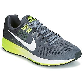 Sko Herre Løbesko Nike AIR ZOOM STRUCTURE 21 Grå