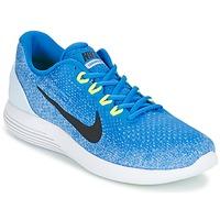Sko Herre Løbesko Nike LUNARGLIDE 9 Blå