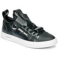 Sko Dame Lave sneakers Armani jeans RATONE Sort