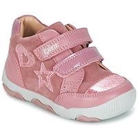 Sko Pige Lave sneakers Geox B N.BALU' G. C Pink