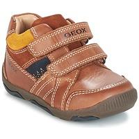 Sko Dreng Lave sneakers Geox B N.BALU' B. B Brun