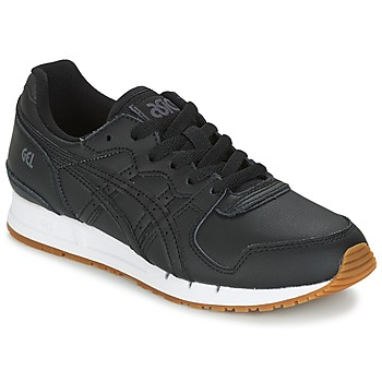 Sko Dame Lave sneakers Asics GEL-MOVIMENTUM Sort