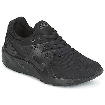 Sko Børn Lave sneakers Asics GEL-KAYANO TRAINER EVO Sort