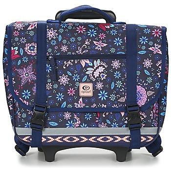 Tasker Pige Rygsække / skoletasker med hjul Rip Curl MANDALA WHEELY SATCHEL Blå