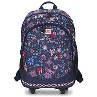 Tasker Pige Rygsække / skoletasker med hjul Rip Curl MANDALA WHEELY PROSCHOOL Blå