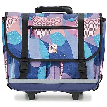 Tasker Pige Rygsække / skoletasker med hjul Rip Curl CAMO WHEELY SATCHEL Flerfarvet