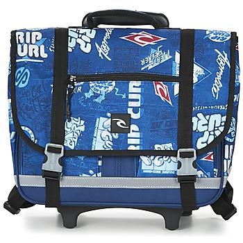 Tasker Dreng Rygsække / skoletasker med hjul Rip Curl WH SATCHEL LOGO Blå