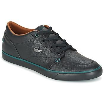 Sko Herre Lave sneakers Lacoste BAYLISS 1 Sort