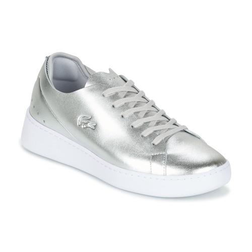 Sko Dame Lave sneakers Lacoste EYYLA Sølv