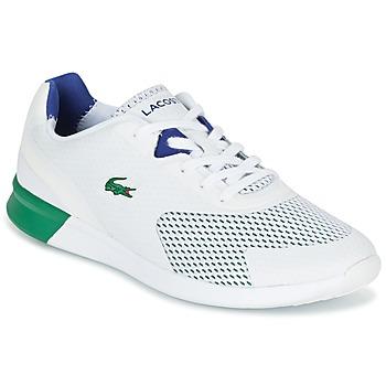 Sko Herre Lave sneakers Lacoste LTR.01 Hvid / Grøn