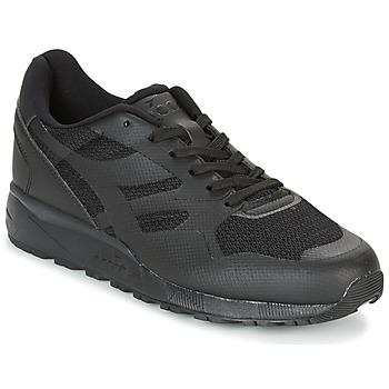 Sko Lave sneakers Diadora N902 MM Sort