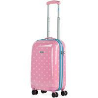 Tasker Hardcase kufferter Skpat Topos (Topos) Pink