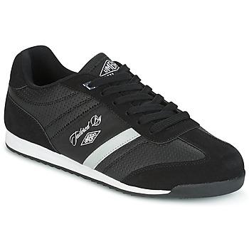 Sko Herre Lave sneakers Umbro DELTRIN Sort