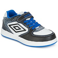 Sko Dreng Lave sneakers Umbro DOGAN VLC Hvid / Blå