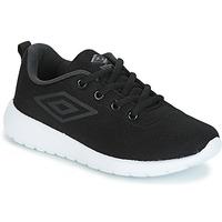 Sko Dreng Lave sneakers Umbro DENFORD Sort