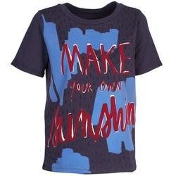 textil Dame T-shirts m. korte ærmer Kookaï EDITH Marineblå