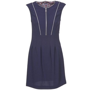 textil Dame Korte kjoler Kookaï CELESTE Marineblå