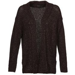 textil Dame Veste / Cardigans Kookaï BECCA Sort