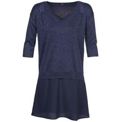 textil Dame Korte kjoler Kookaï DENICE Marineblå