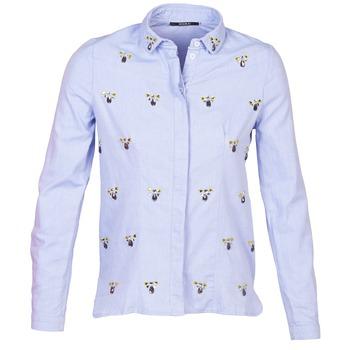 textil Dame Skjorter / Skjortebluser Kookaï MAYA Blå
