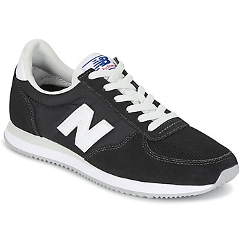 Sko Lave sneakers New Balance U220 Sort