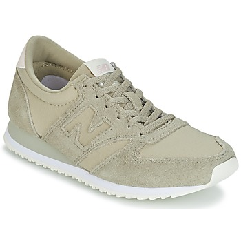 Sko Dame Lave sneakers New Balance WL420 Beige