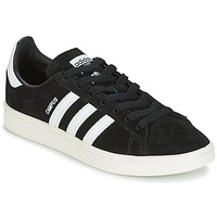 Sko Lave sneakers adidas Originals CAMPUS Sort